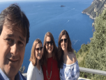Amalfi Coast Day Tour reaching Naples by train from Rome