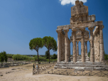 Paestum and cheese factory tour